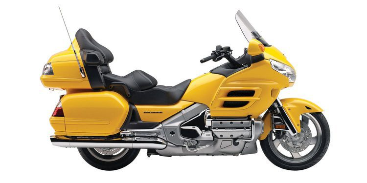 Rumores: Honda podría presentar una nueva GoldWing este año