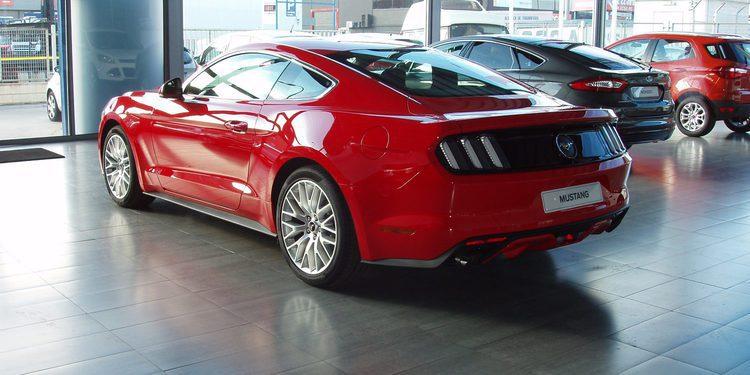 Analizamos el nuevo Ford Mustang sexta generación