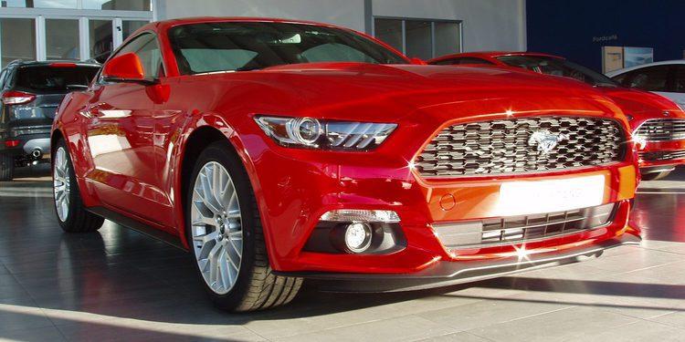 Análisis del diseño del Ford Mustang de sexta generación