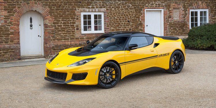 Lotus presenta el más radical Evora Sport 410