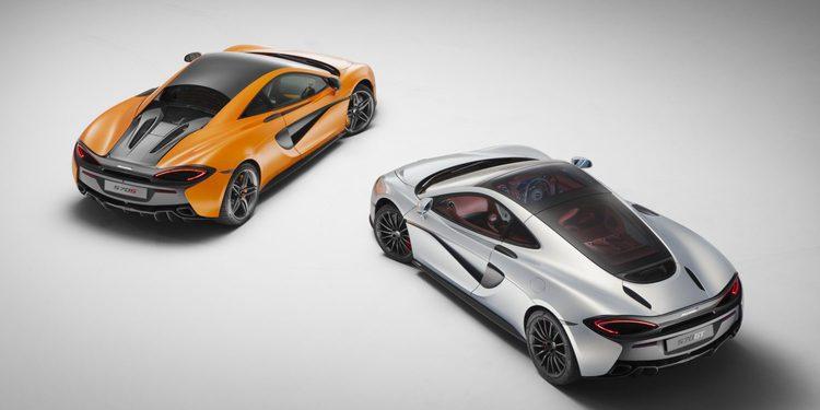 Todas las novedades del McLaren 570 GT en vídeo