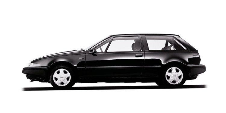 El Volvo 480 ES cumple 30 años en Ginebra