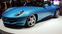 Carrozzeria Touring Superleggera presenta el Disco Volante Spider [Actualizada]
