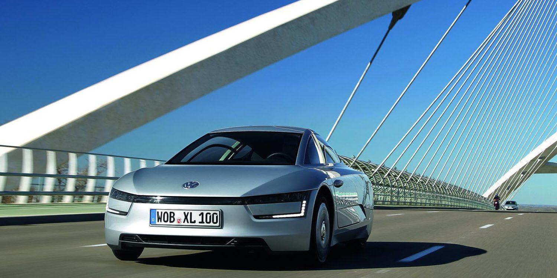 En 2018 Volkswagen lanzará el XL3, un híbrido muy aerodinámico