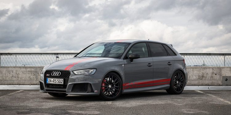 MTM prepara otro Audi para Ginebra, esta vez un RS3 de 500 CV