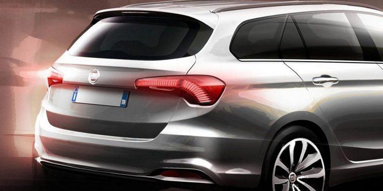 Primer teaser oficial del nuevo FIAT Tipo familiar