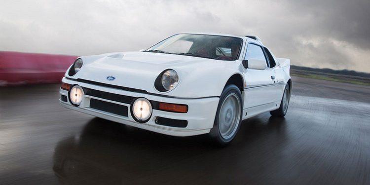 Ford RS200 Evolution: 600 caballos a subasta en marzo