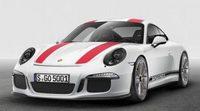 Se desvela el nuevo Porsche 911 R, 500 caballos puros