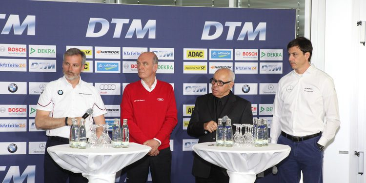 Toto Wolff quiso abandonar el proyecto Mercedes en el DTM