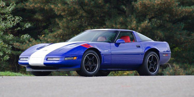 Chevrolet presentará mañana en Ginebra el Corvette Grand Sport