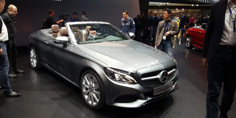 Nuevo Mercedes-Benz Clase C Cabriolet [actualizada]