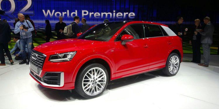 Primicias de Ginebra: Nuevo Audi Q2 crossover