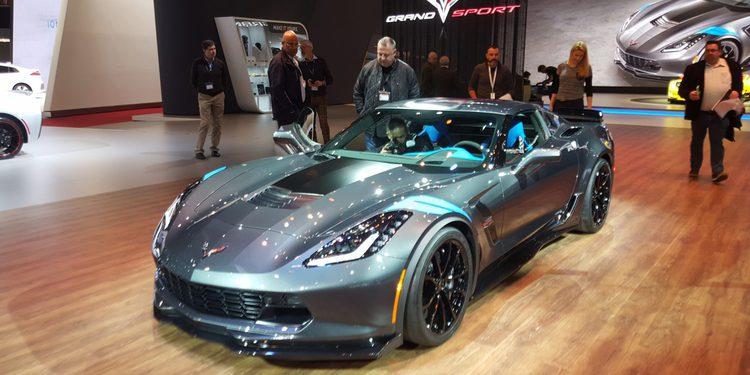 Primicias de Ginebra: Nuevo Chevrolet Corvette Grand Sport