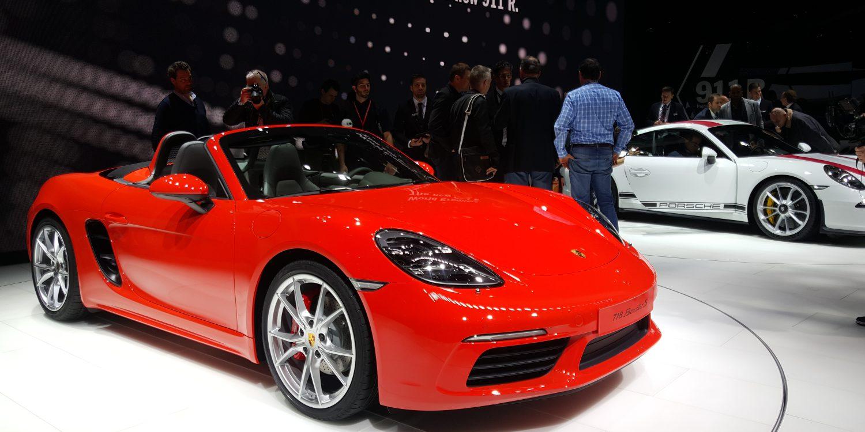 Las novedades de Porsche en el Salón del Automóvil de Ginebra 2016