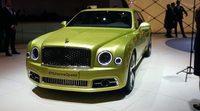 Bentley lleva al Salón de Ginebra dos berlinas de superlujo