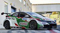 Honda presenta el Civic para la temporada 2016 del WTCC