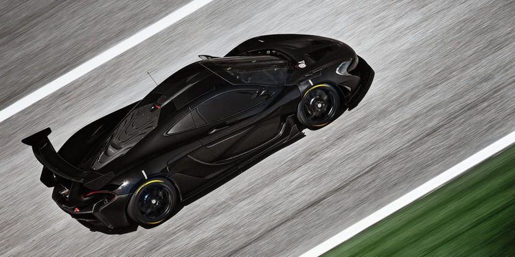 McLaren está desarrollando un nuevo deportivo completamente eléctrico