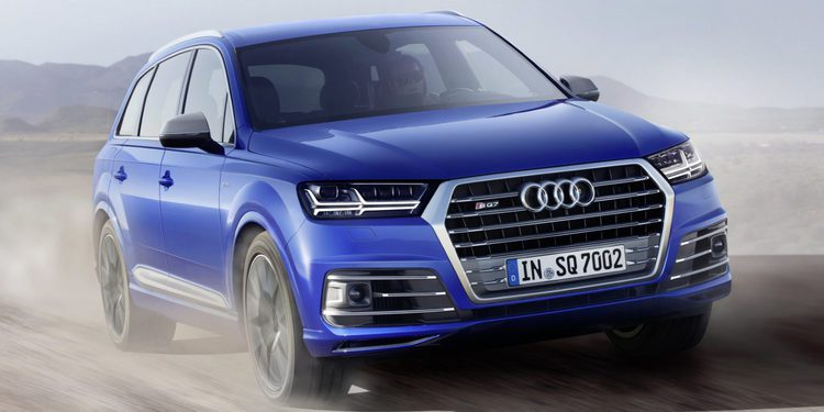 Se llama SQ7 y es el nuevo SUV deportivo con motor diésel de Audi