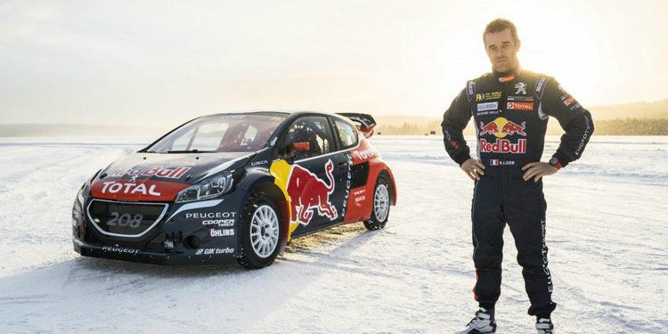 El nuevo reto de Sébastien Loeb: el Mundial de Rallycross