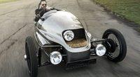 Nuevos Morgan Three Wheeler eléctrico y 4/4 80º Aniversario