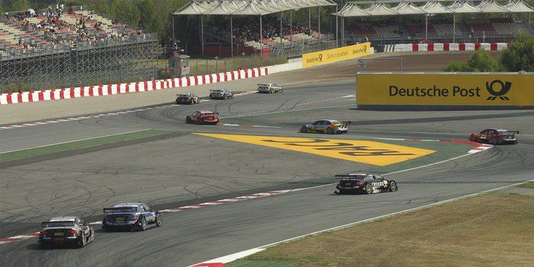 El cuarto año de ausencia del DTM en circuitos españoles