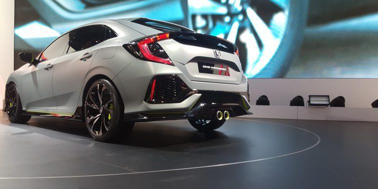 Las novedades de Honda en el Salón del Automóvil de Ginebra