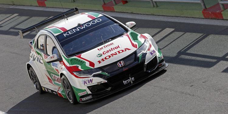 Honda completa 400 kilómetros de pruebas en Vallelunga