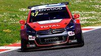 Citroën Racing se prepara en Vallelunga para el WTCC