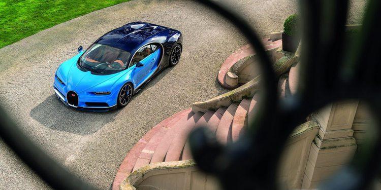 Bugatti afirma que el Chiron será rentable y que dará dinero