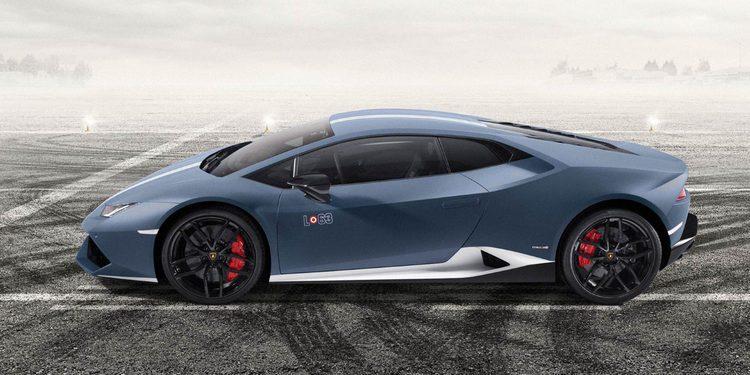 Lamborghini presenta la edición limitada Huracan LP610-4 Avio