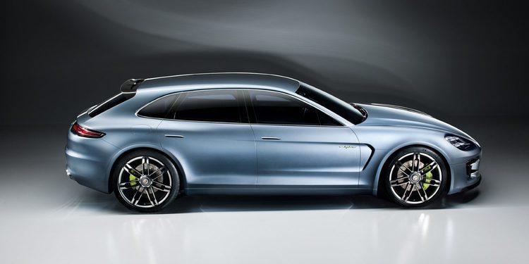 El próximo Porsche Panamera contará con carrocería shooting brake