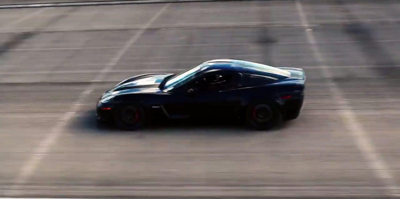 El vehículo eléctrico más rápido del planeta es un Chevrolet Corvette