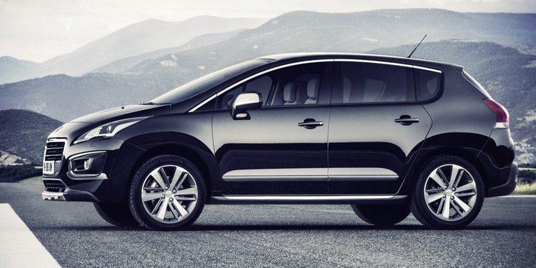 Espiado el cuadro de instrumentos digital del nuevo Peugeot 3008