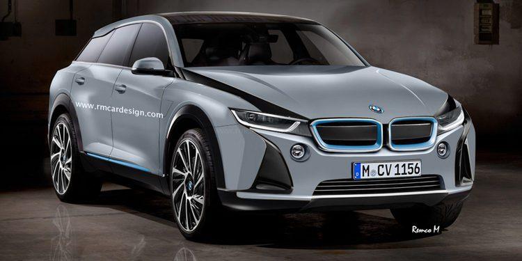 El BMW i5 llegará en 2020 con opción de un generador gasolina