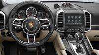 El Porsche Cayenne incorpora un sistema multimedia completamente renovado