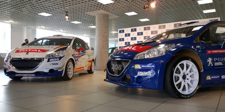 Acudimos a la presentación de la nueva temporada de Peugeot Sport en el WRC