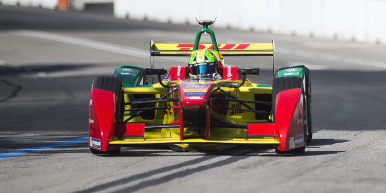 ABT Schaeffler listo para el primer ePrix de México