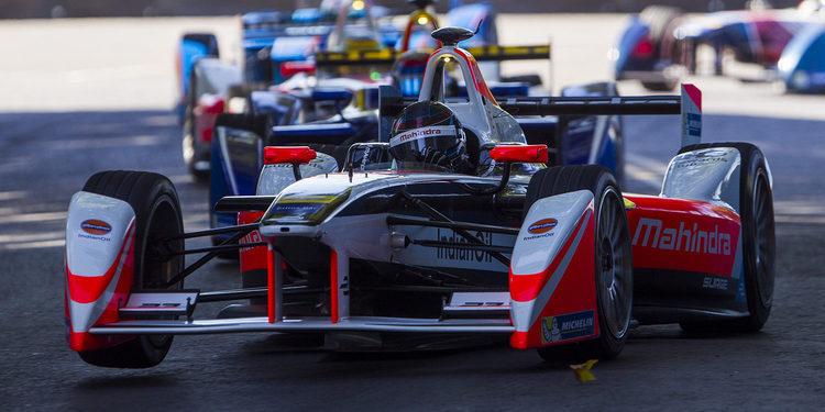 Campos Racing se prepara para el ePrix de México