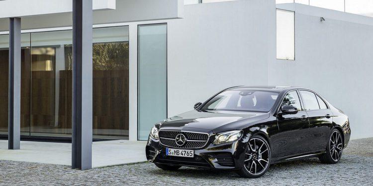 Mercedes-AMG E 43 4Matic, la versión más prestacional llega con un V6 Biturbo de 400 CV