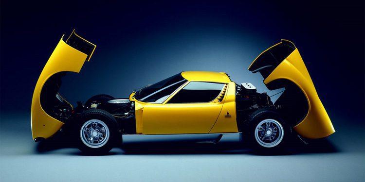 Lamborghini restaura el primer Miura SV para celebrar los 50 años del Miura