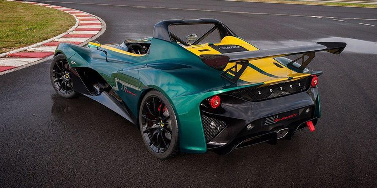 Vídeo: Lotus 3-Eleven batiendo el récord de Hockenheim