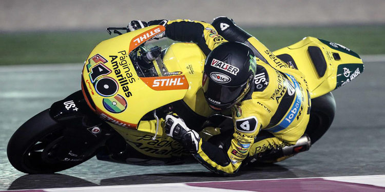 Dominio español en el primer día de test en Qatar