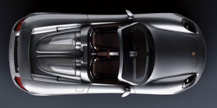 Porsche Carrera GT de Jerry Seinfeld, el prototipo que no se podía conducir
