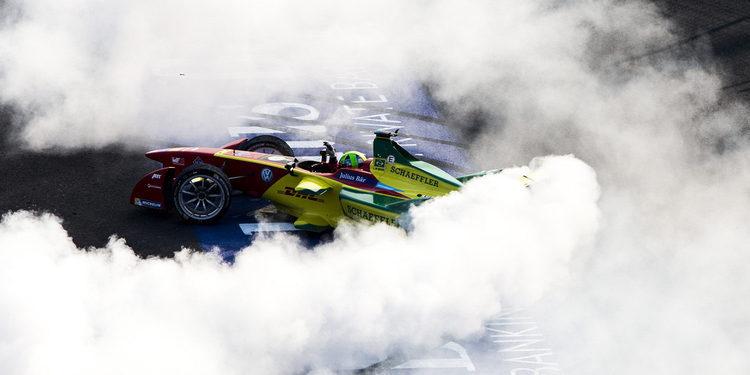 Lucas Di Grassi pierde la victoria en el ePrix de México