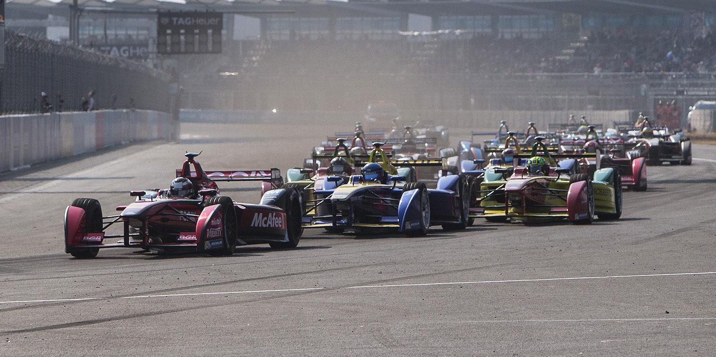 Sébastien Buemi, aún más líder tras el ePrix de México