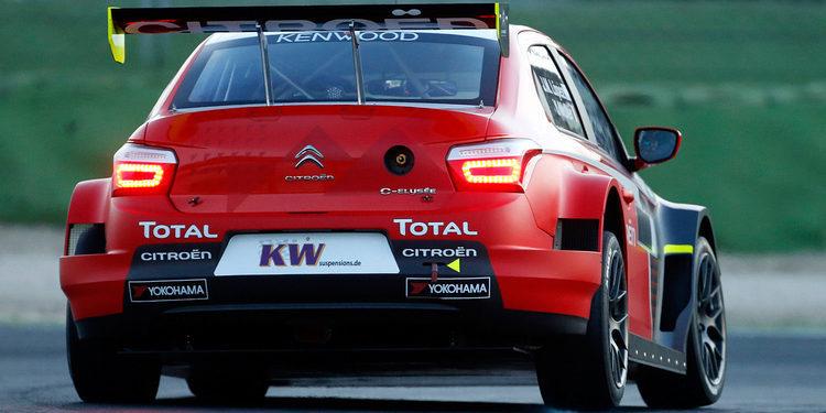 Vídeo: Citroën se prepara para el WTCC