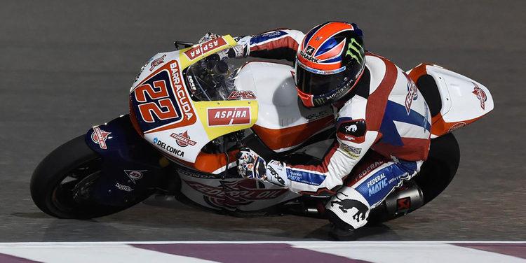 Los test de Qatar dejan a Lowes y a Antonelli como pilotos más rápidos