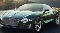 Bentley está realizando las pruebas invernales del sucesor del Continental GT