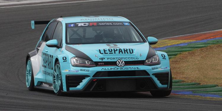 Leopard Racing desvela sus colores para la temporada 2016 de las TCR
