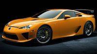 A la venta un Lexus LFA Nürburgring Edition por más de 6 millones de euros